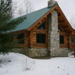 Rustic Ozark Cabin