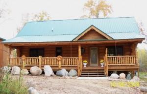 Rustic Ozark Cabin small 2