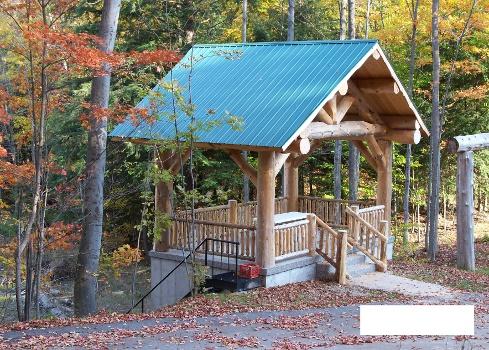 Cabin Pavilion 1