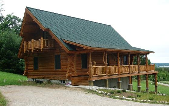 Rustic Ozark Cabin 1c