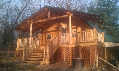 Cabin After