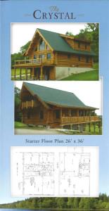 Ozark Rustic Cabins brochure 1e