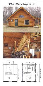 Ozark Rustic Cabins brochure 2c